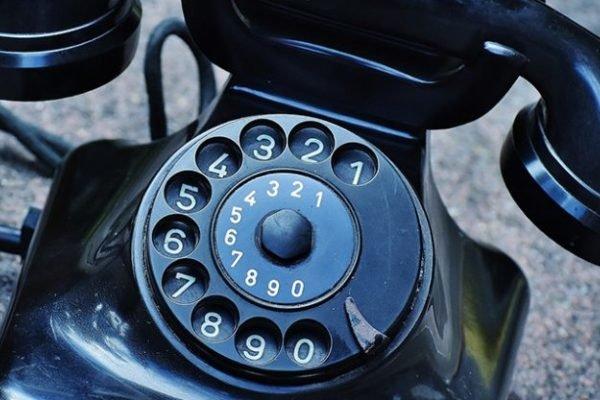 تلفن ثابت در آمریکا