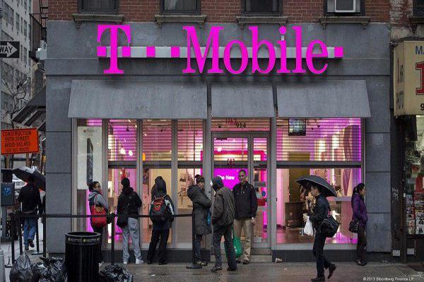 طرح جدید T-Mobile