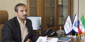 حسن حداد پور رییس پژوهشگاه فضایی ایران